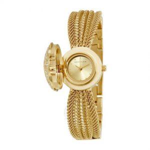 Anne Klein AK/1046CHCV Women's Swarovski Crystal Accented Watch