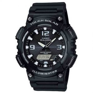 Casio AQS810W-1AV Men's Solar Sport Combination Watch