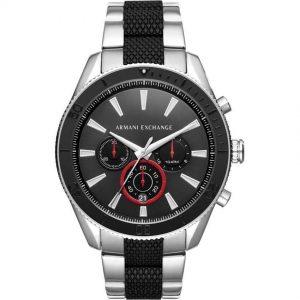 Armani Exchange AX1813 Men's Chronograph Two-Tone Bracelet Watch