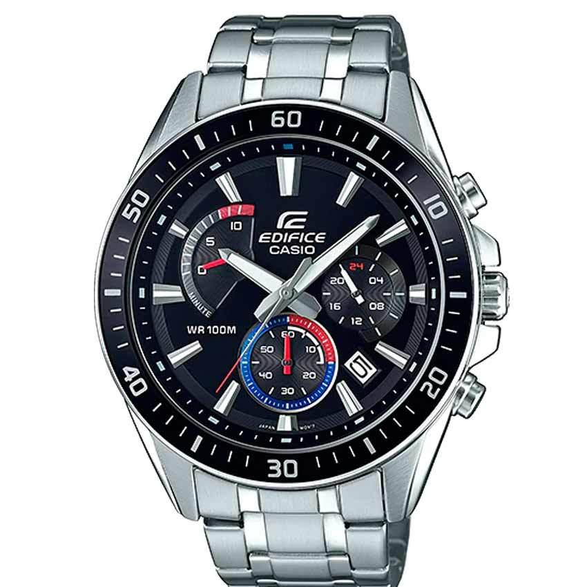 Casio Gent's EFR-552D-1A3VUDF Edifice Chronograph Bracelet Watch