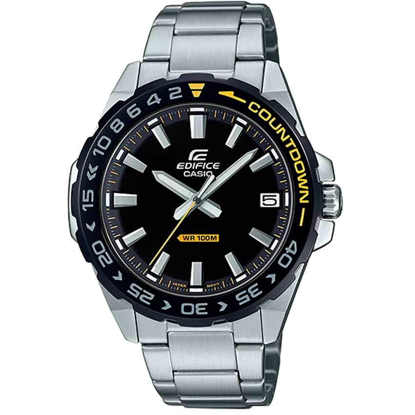 Casio Gent's EFV-120DB-1AVUDF Edifice Stainless Steel Sport Watch