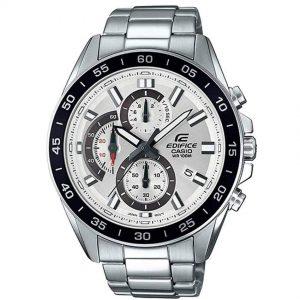 Casio Gent's EFV-550D-7AVUDF Edifice Stainless Steel Chronograph Watch