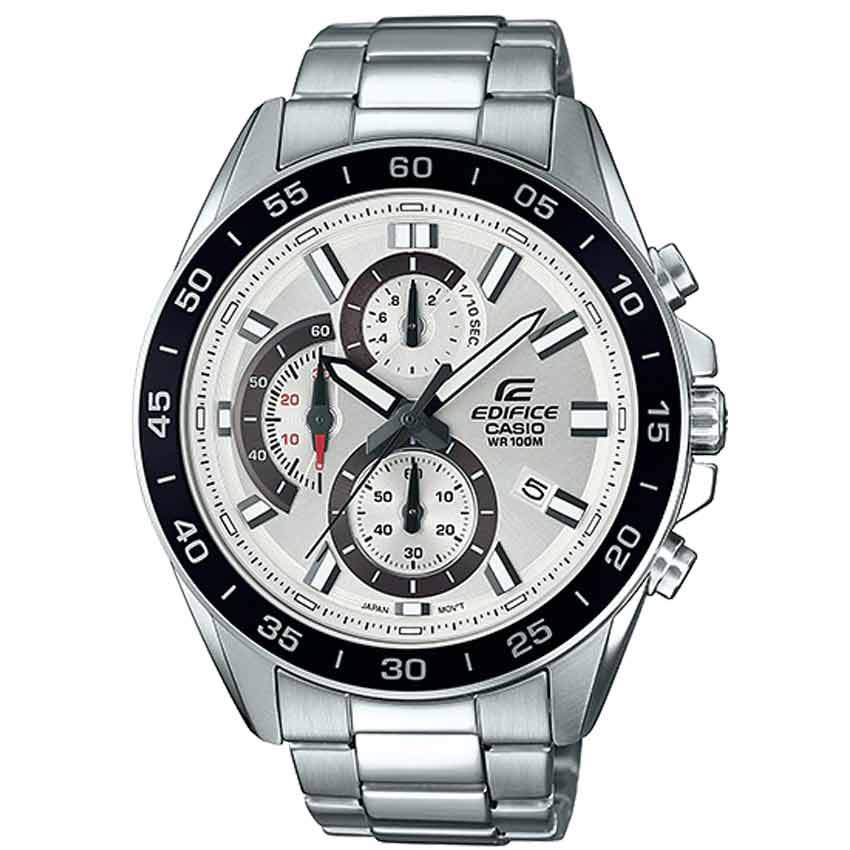 Casio Gent's EFV-550D-7AVUDF Edifice Stainless Steel Chronograph Watch