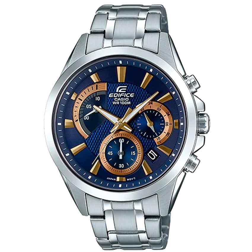 Casio Gent's EFV-580D-2AVUDF Edifice Chronograph Multi-Colour Dial Watch