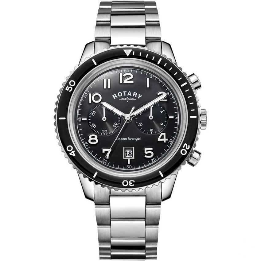 Rotary GB05021/04 Men's Ocean Avenger Chronograph Watch