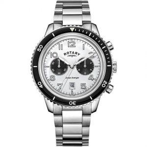 Rotary GB05021/18 Men's Ocean Avenger Chronograph Watch