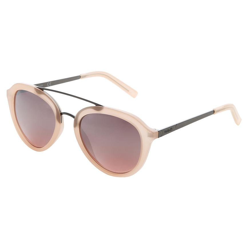 Guess Factory 0310/S Women's Full Rim Pink Sunglasses