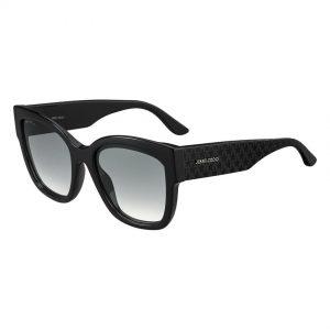 Jimmy Choo Roxie/S 0807 Women Black Frame Acetate Sunglasses