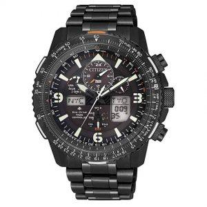 Citizen JY8085-81E  Men's Promaster Eco-Drive Radio Controlled Analog Digital Watch