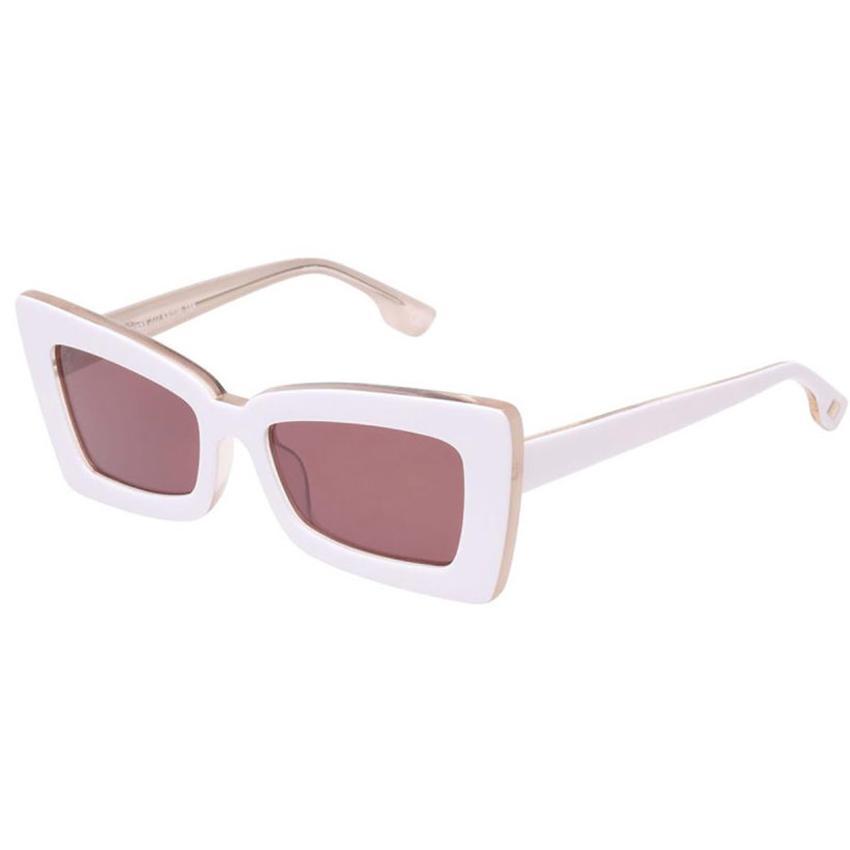 Le Specs Zaap 1823833 Women's Smoky Brown Mono Lens Sunglasses