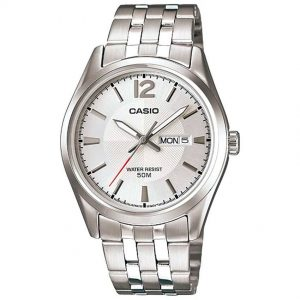 Casio Ladies LTP-1335D-7AVDF Enticer Stainless Steel Medium Watch