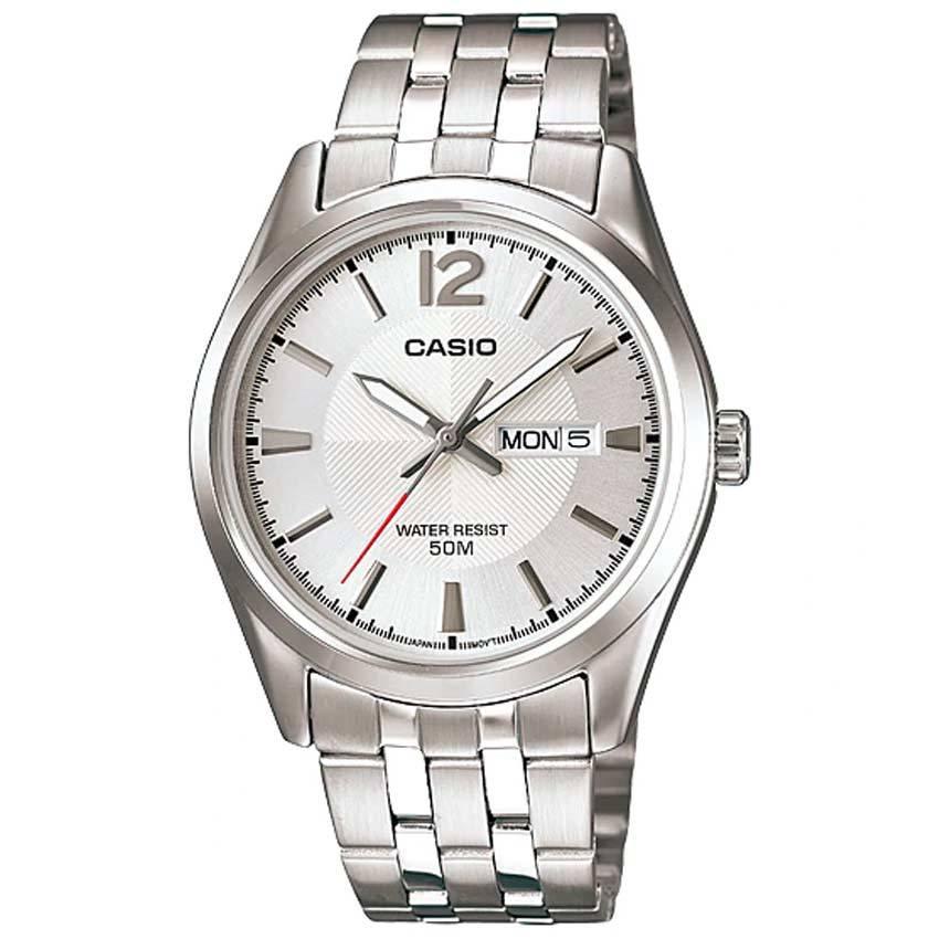 Casio Ladies LTP-1335D-7AVDF Enticer Stainless Steel Medium Watch