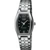 Casio LTP1254D-1A Women's Classic Black Dail Analog Bracelet Small Size Watch