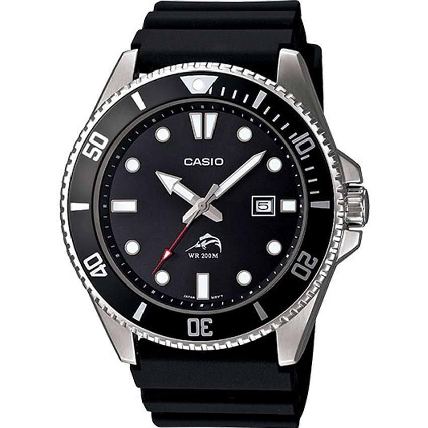 Casio MDV106-1A Men's Dive Quartz Rotating Bezel Medium Watch