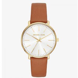 Michael Kors MK2740 Women's Pyper Crystal White Sunray Dial Watch
