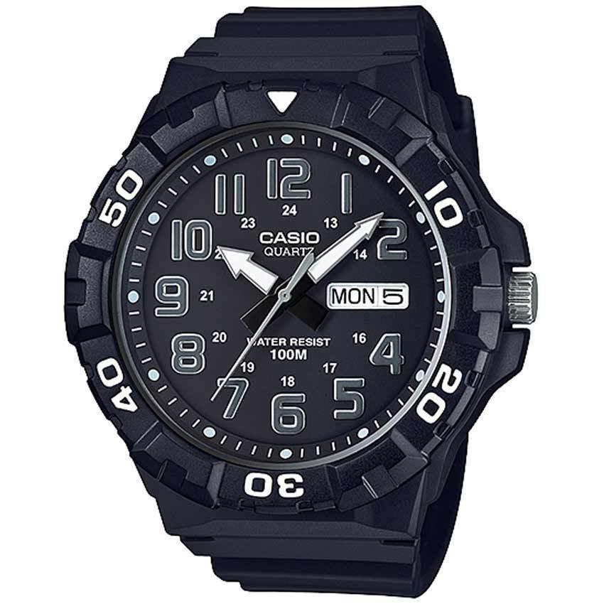 Casio MRW210H-1AV Men's Analog Watch