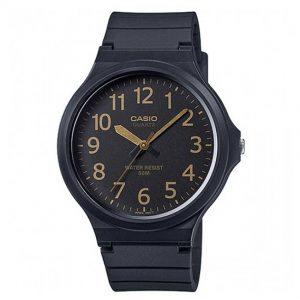 Casio MW240-1B2V Men's Easy To Read Black Quartz Medium Size Watch
