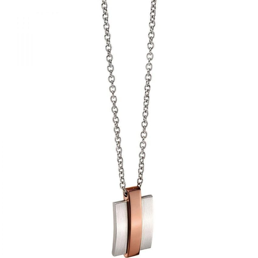 Fred Bennett N4279 Men's Stainless Steel Necklace