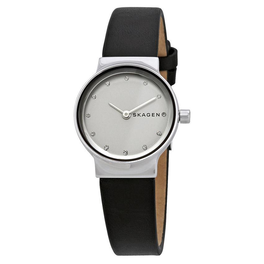 Skagen SKW2668 Women's Freja Crystal White Dial Small Watch