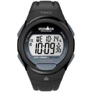 Timex T5K608 Men's Indiglo Ironman Chronograph Medium Sport Watch