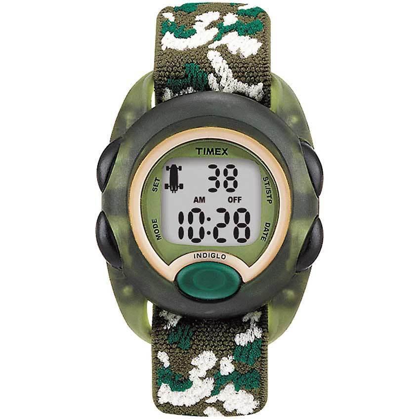 Timex T71912 Kids Time Machine Digital Fabric Strap Watch