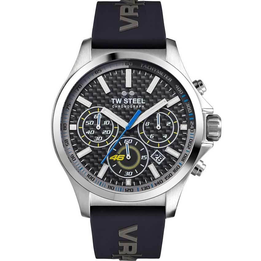 TW Steel TW938 Men's Special Edition VR|46 Pilot Chronograph Watch