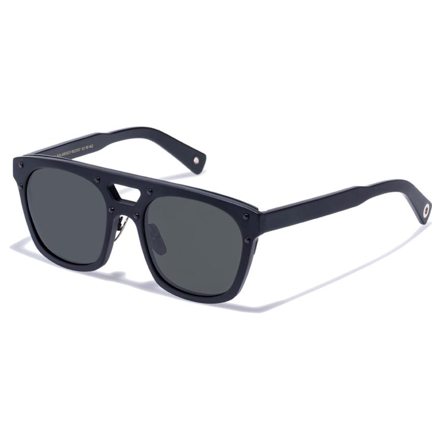 Vilebrequin 1822157 Unisex Chassis Polarised Black Sunglasses