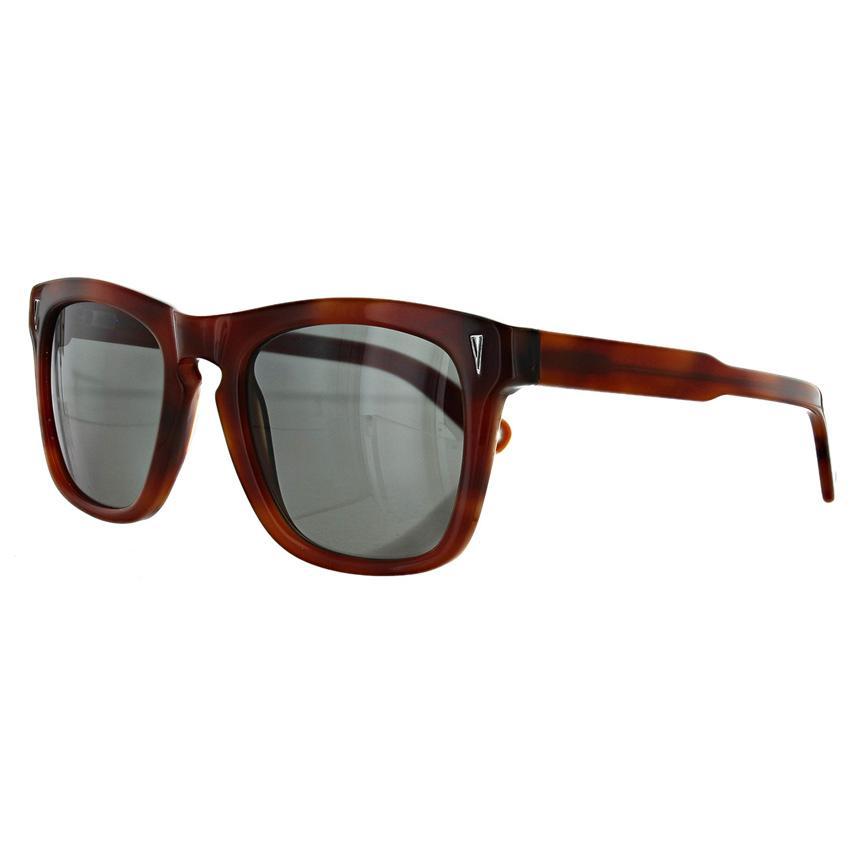 Vilebrequin 1722133 Unisex Fuse Smoke Grey Polarized Lens Sunglasses