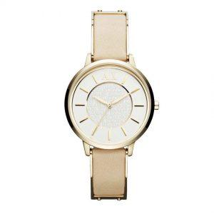 Armani Exchange AX5301 Women's Gold Plated Case Dress Watch