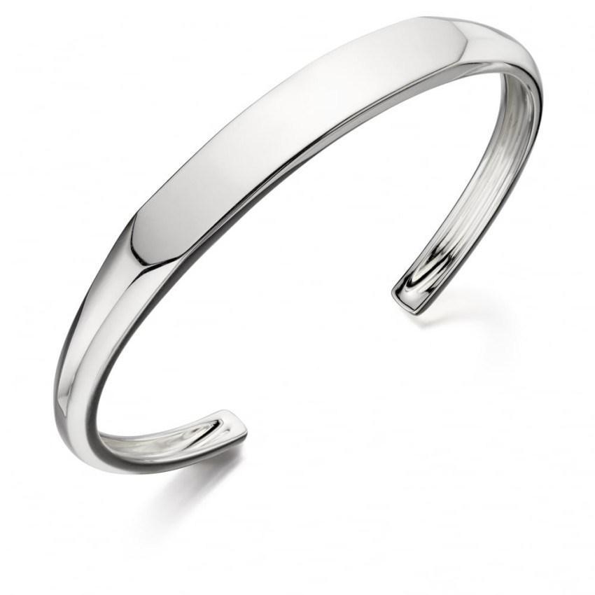 Fred Bennett B4995 Men's 925 Sterling Silver Bracelet